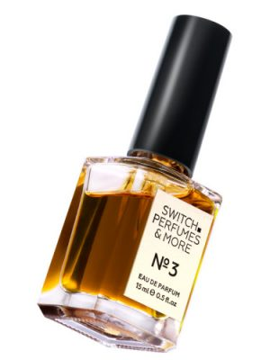 № 3 SWITCH Perfumes para Hombres y Mujeres