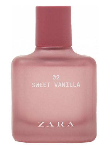 02 Sweet Vanilla Zara para Mujeres