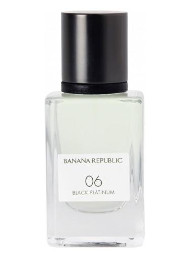06 Black Platinum Banana Republic para Hombres y Mujeres