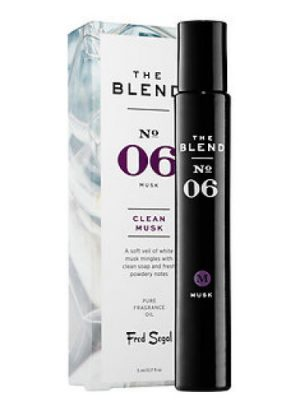 06 Clean Musk Fred Segal para Hombres y Mujeres