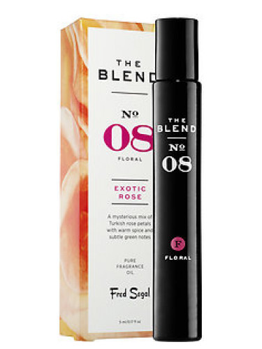 08 Exotic Rose Fred Segal para Hombres y Mujeres