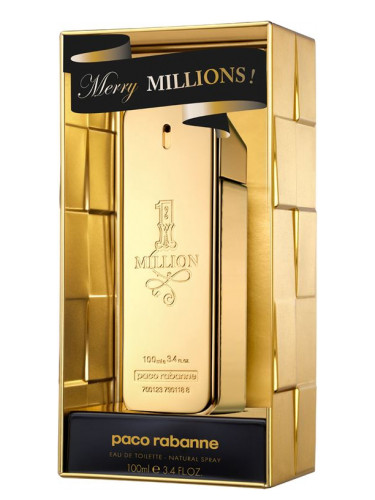 1 Million Merry Millions Paco Rabanne para Hombres
