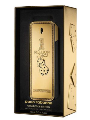 1 Million Monopoly Collector Edition Paco Rabanne para Hombres