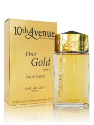 10th Avenue Fine Gold 999.9 10th Avenue Karl Antony para Hombres