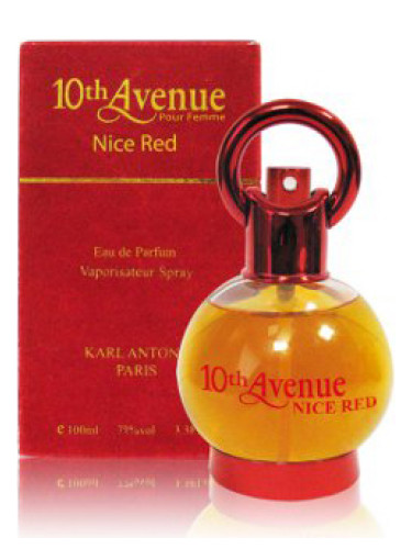 10th Avenue Nice Red 10th Avenue Karl Antony para Mujeres