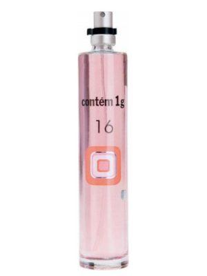 16 Contém 1g para Mujeres