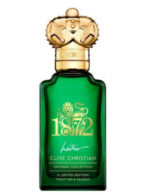 1872 Leather Clive Christian para Hombres