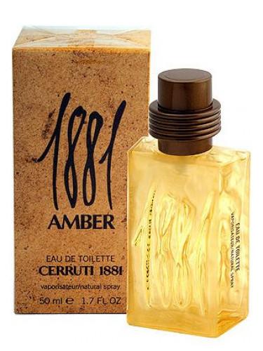 1881 Amber pour Homme Cerruti para Hombres