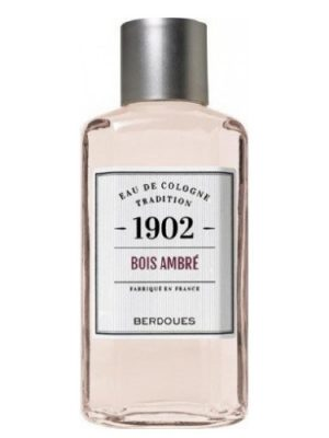 1902 Bois Ambré Parfums Berdoues para Hombres y Mujeres