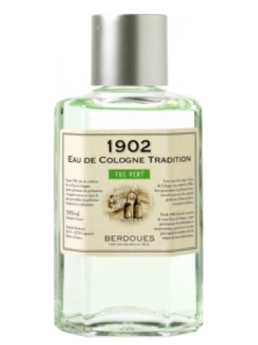 1902 The Vert Parfums Berdoues para Hombres y Mujeres