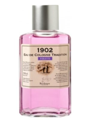 1902 Violette Parfums Berdoues para Hombres y Mujeres