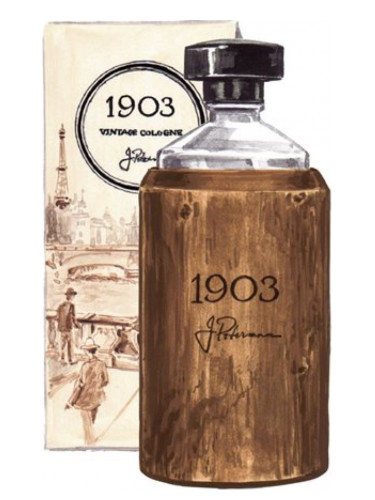 1903 J. Peterman para Hombres
