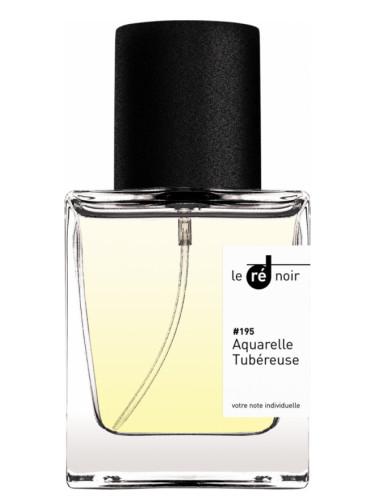 #195 Aquarelle Tubéreuse Le Ré Noir para Mujeres