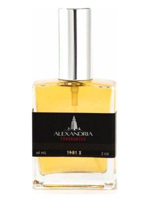 1981X Alexandria Fragrances para Hombres y Mujeres