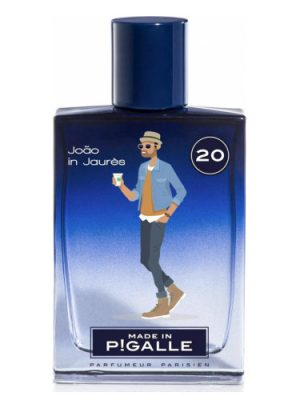20 João in Jaurès Made In Pigalle para Hombres