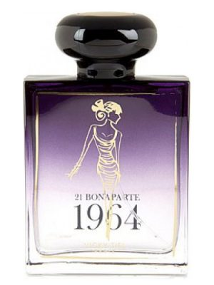 21 Bonaparte 1964 Vicky Tiel para Mujeres