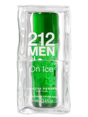 212 Men on Ice 2004 Carolina Herrera para Hombres