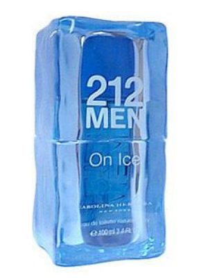 212 Men on Ice 2005 Carolina Herrera para Hombres