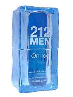 212 Men on Ice 2005 Carolina Herrera para Hombres