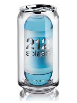 212 Splash for Women Carolina Herrera para Mujeres