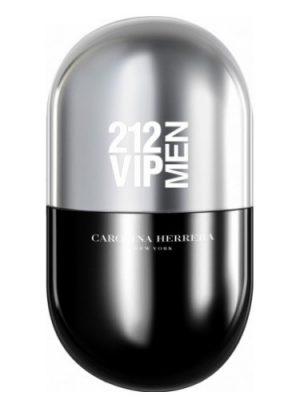 212 VIP MEN Pills Carolina Herrera para Hombres