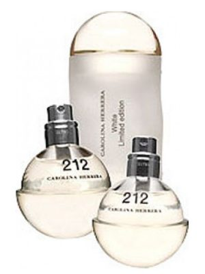212 White Carolina Herrera para Mujeres