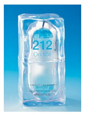 212 a Summer on Ice 2003 Carolina Herrera para Mujeres
