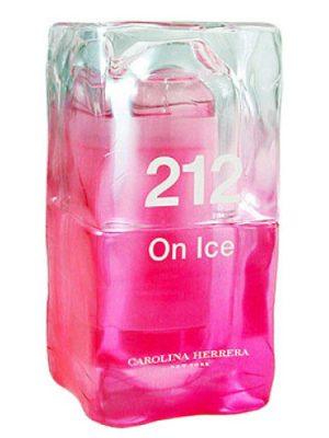 212 on Ice 2006 Carolina Herrera para Mujeres