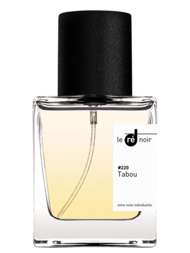 #220 Tabou Le Ré Noir para Hombres y Mujeres