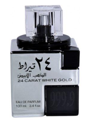 24 CARAT WHITE GOLD Lattafa Perfumes para Hombres y Mujeres
