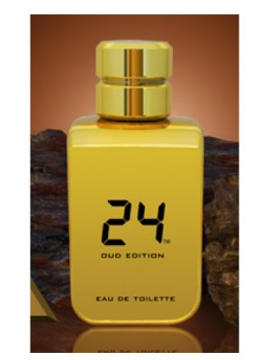 24 Gold Oud Edition Scent Story para Hombres y Mujeres