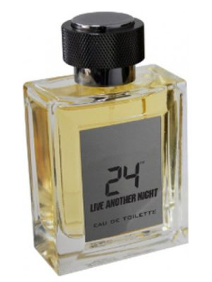 24 Live Another Night Scent Story para Hombres
