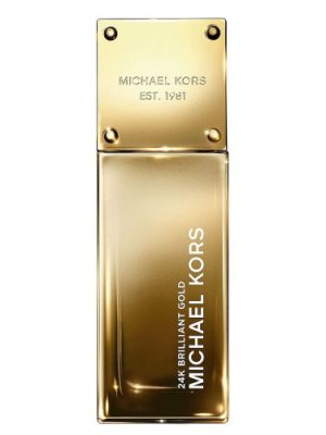 24K Brilliant Gold Michael Kors para Mujeres