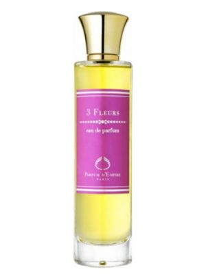 3 Fleurs Parfum d'Empire para Mujeres