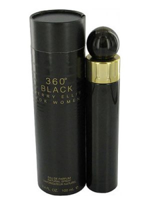 360° Black for Women Perry Ellis para Mujeres