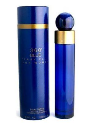 360° Blue Perry Ellis para Mujeres
