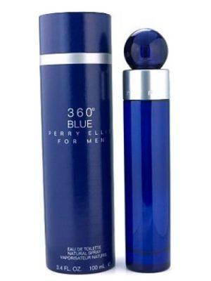 360° Blue for Men Perry Ellis para Hombres