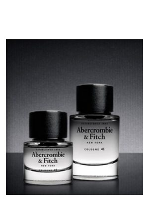41 Cologne Abercrombie & Fitch para Hombres