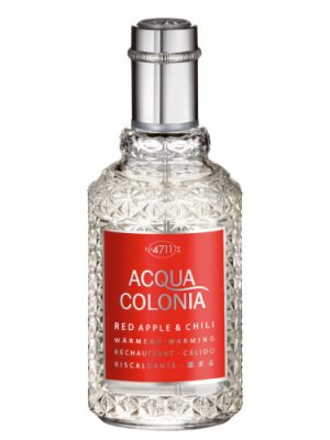 4711 Acqua Colonia Red Apple & Chili 4711 para Hombres y Mujeres