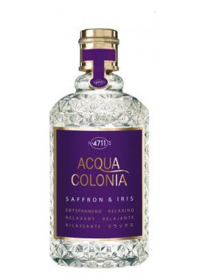 4711 Acqua Colonia Saffron & Iris 4711 para Hombres y Mujeres