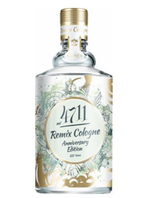 4711 Remix Cologne Anniversary Edition 4711 para Hombres y Mujeres