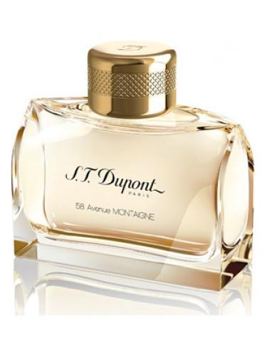 58 Avenue Montaigne pour Femme S.T. Dupont para Mujeres
