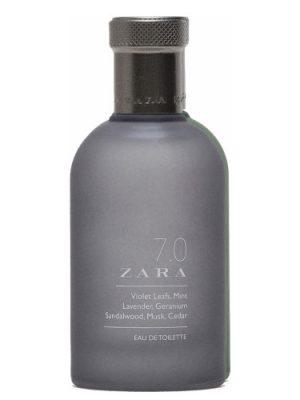 7.0 Zara Zara para Hombres