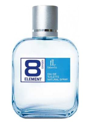 8 Element Faberlic para Hombres