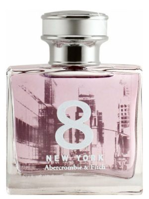 8 New York Abercrombie & Fitch para Mujeres