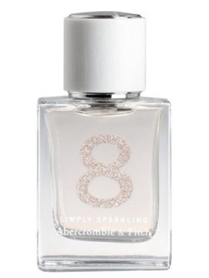 8 Simply Sparkling Abercrombie & Fitch para Mujeres