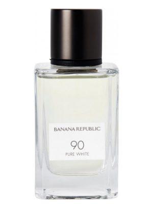 90 Pure White Banana Republic para Hombres y Mujeres