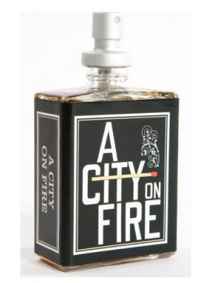A City On Fire Imaginary Authors para Hombres y Mujeres