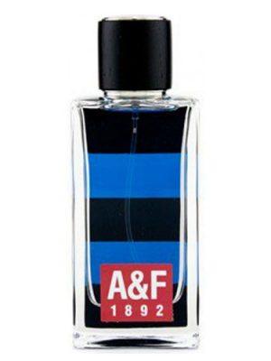 A & F 1892 Cobalt Abercrombie & Fitch para Hombres