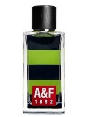 A & F 1892 Green Abercrombie & Fitch para Hombres
